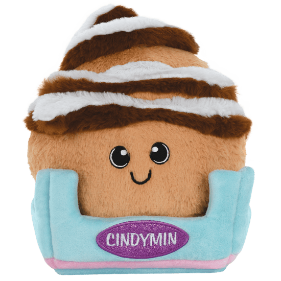Picture of Cindymin Bun Furry and Fleece Scented Pillow