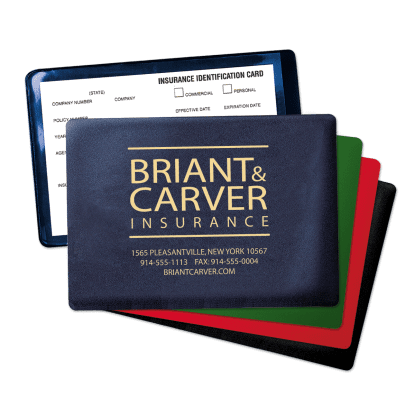 Picture of Insurance Card Holder