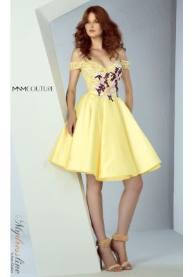 MNM Couture G0865
