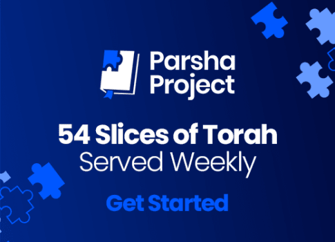 Parsha Banner image