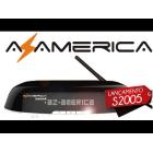 Receptor Azamerica S2005 1080p Full HD Wifi 3D IKS SKS E CS Oled GVOD IPTV