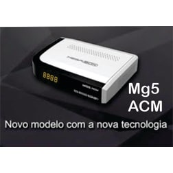 Receptor MegaBox MG5 ACM  - Full HD Iks sks iptv