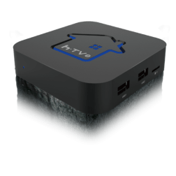 Receptor HTV BOX 5 - Full HD Wifi Sem Antena