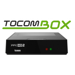 Receptor Tocombox PFC 2 HD - ACM H265 iptv wifi
