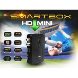 Receptor Smartbox Full HD Mini IPTV IPTV