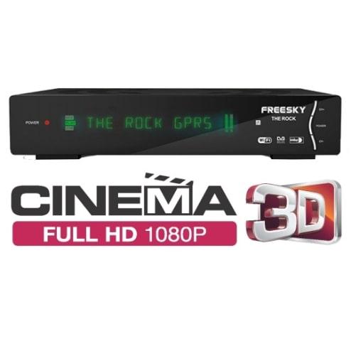 Freesky The Rock HD