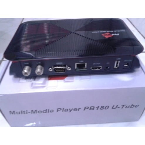 Receptor Probox HD 180 Platinum
