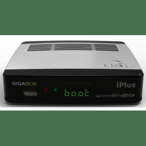 RECEPTOR Gigabox Iplus Sky IPTV Full HD PTV 1080p