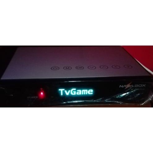 RECEPTOR FTA NAZABOX NZ XGAME HD ANDROID IPTV