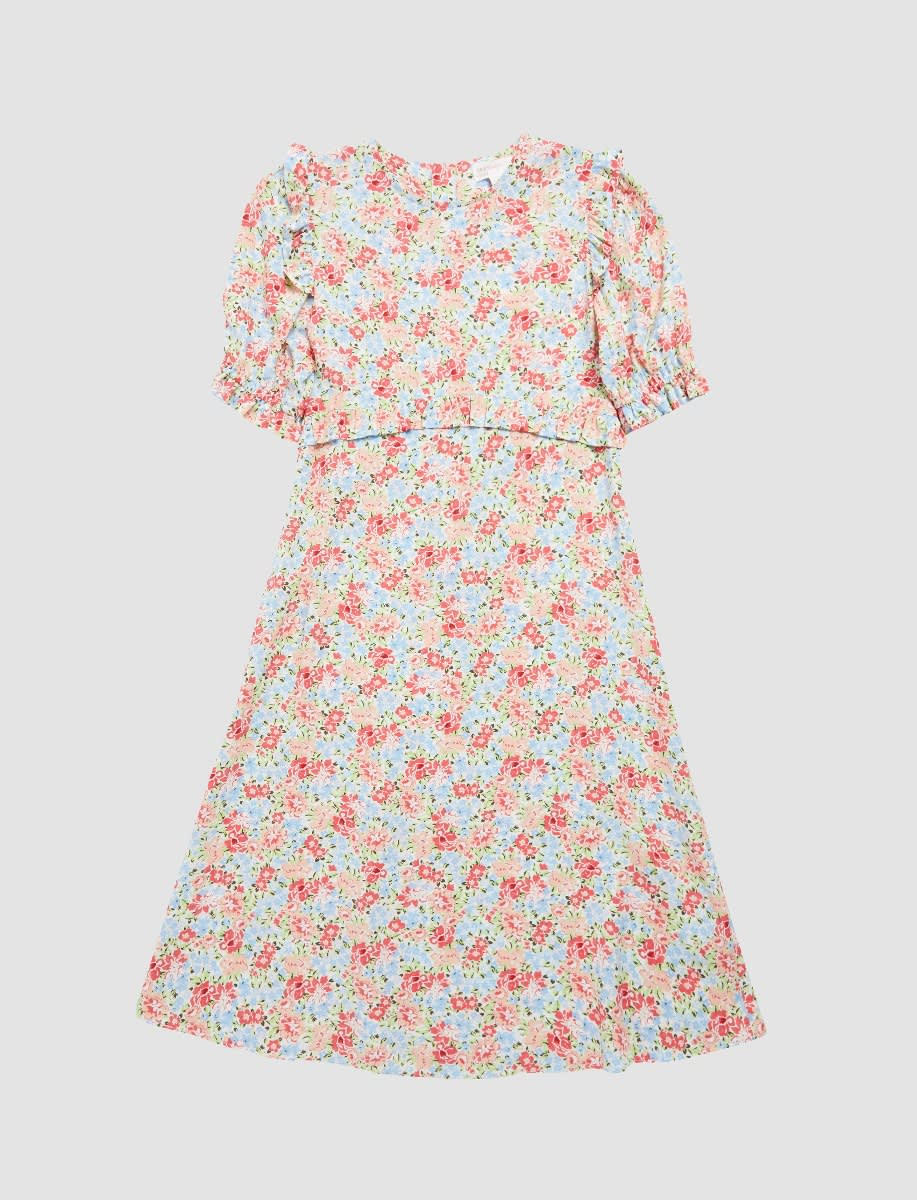 Somebody's Child Felicia Midi Dress