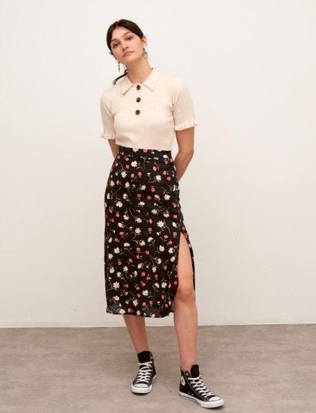 Maddison Midi Skirt