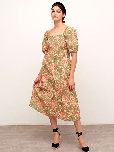 Kendall Midi Dress