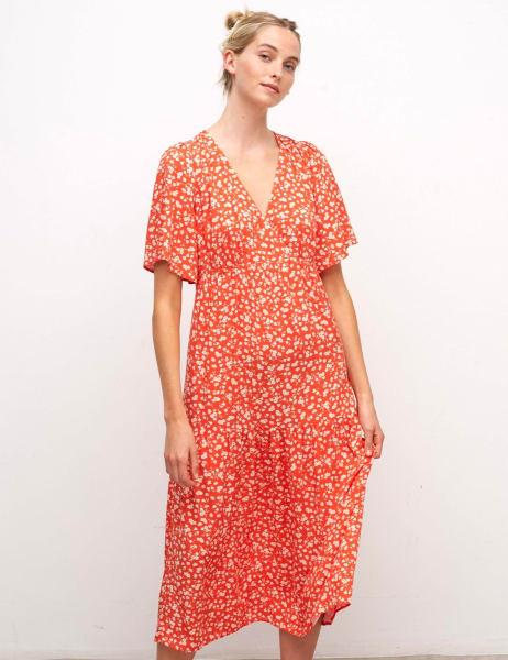 Clementine Midi Dress