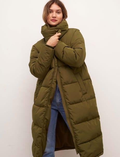 Charlene Long Puffer Coat