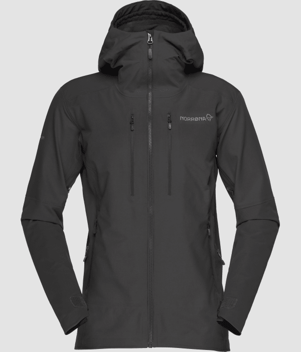 a5ed6093 Norrøna trollveggen flex1 Jacket for women - Norrøna®
