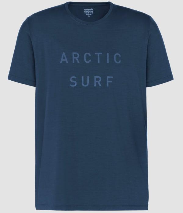 75e7cbb4 Norrøna unstad T-skjorte av ull for herre - Norrøna®