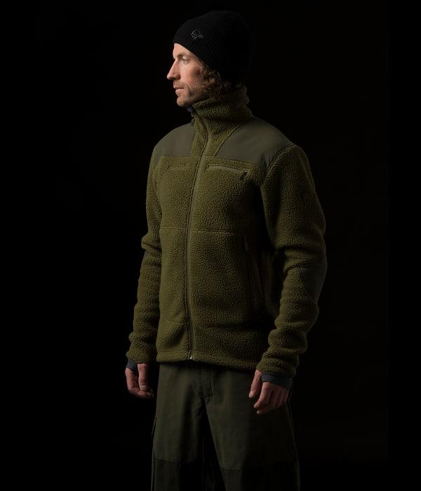 17eb2b92 Norrona finnskogen warm2 hunting fleece-jacket - Norrøna®