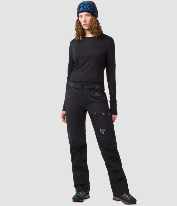 d56877d7 Norrona trollveggen Gore-Tex Light Pro Pants for women - Norrøna®
