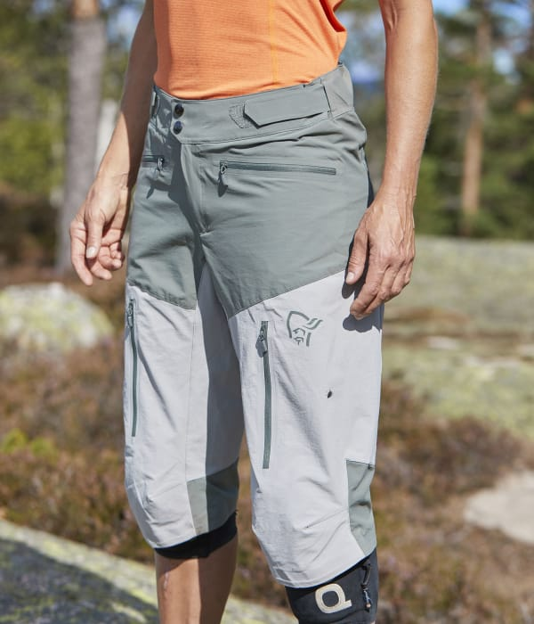 55925041 Norrøna fjørå flex1 mountain bike shorts for women - Norrøna®
