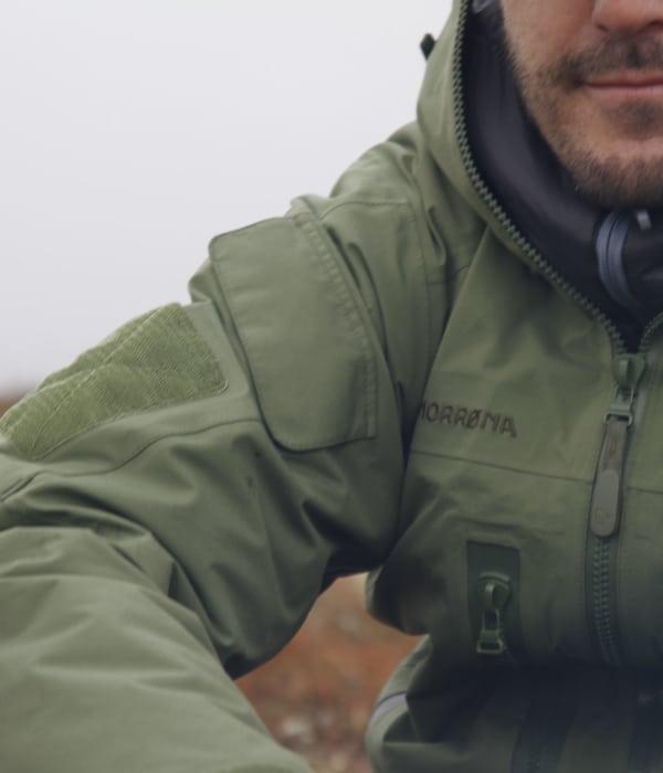 06cbacf6 Norrøna recon Gore-Tex Pro-jaktjakke for herre og dame - Norrøna®