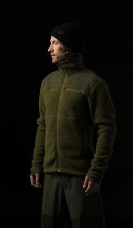 Norrøna fleece for skogsjakt finnskogen