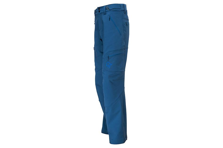 Norrona soft shell pants - Svalbard flex1