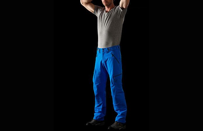 Norrona svalbard flex1 outdoor pants