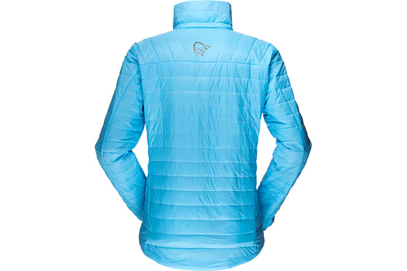 Norrona jacket for women - Primaloft jacket in falketind