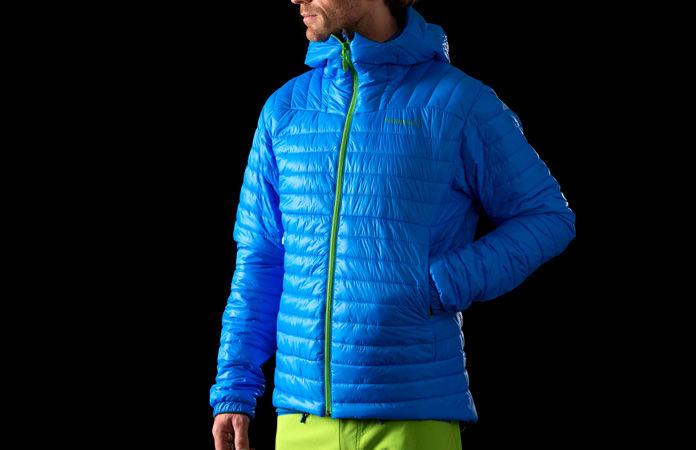 Norrona falketind men's jacket - windproof with Primaloft