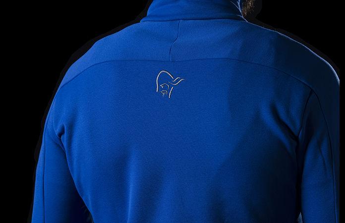 Norrøna falketind powerstretch jakke til herre
