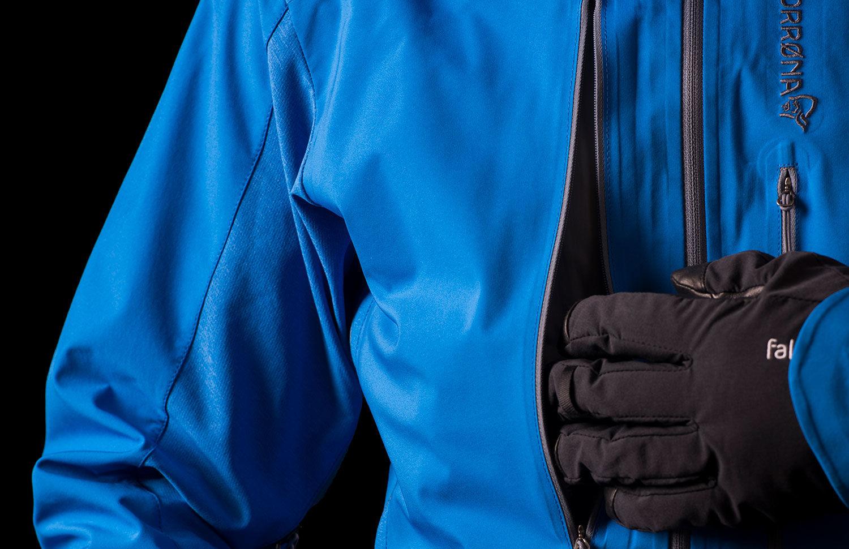 lyngen hybrid jacket for men