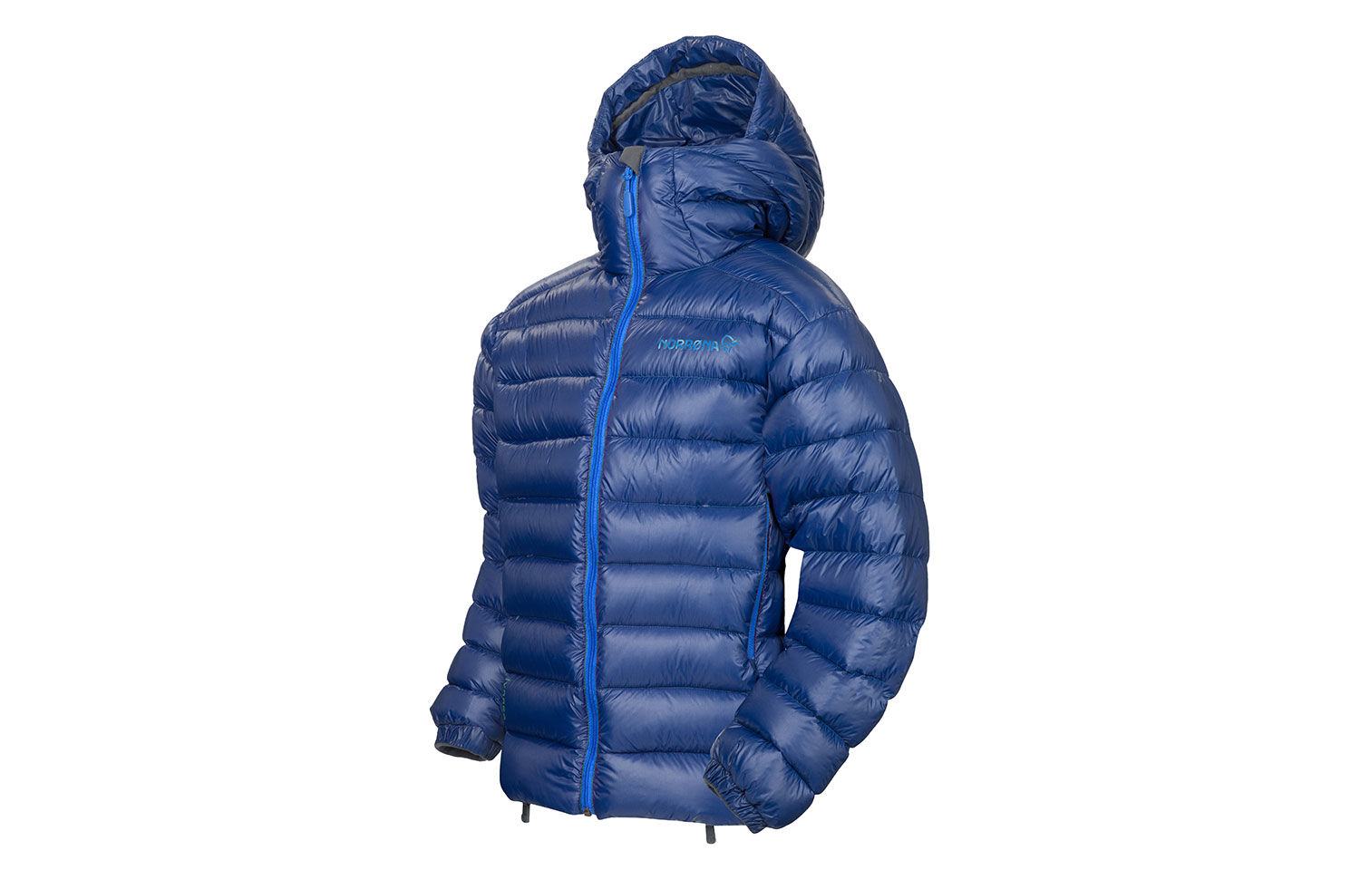 Norrøna lyngen lightweight down jacket for junior / kids