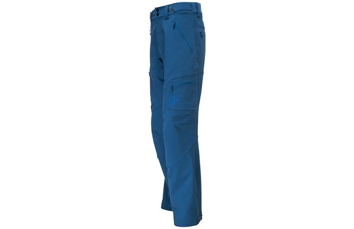 Norrona soft shell pants - Svalbard flex1