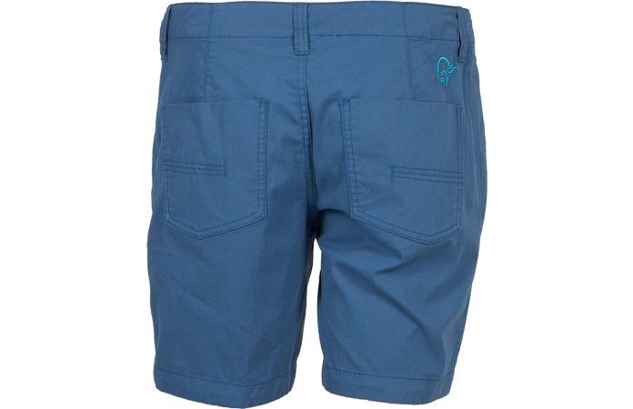 Norrøna /29 shorts i økologisk bomull til dame