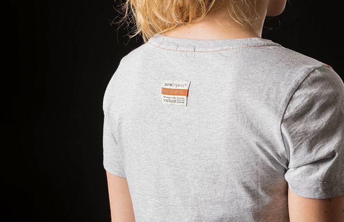 Norrøna t-skjorte dame - Økologisk bomull