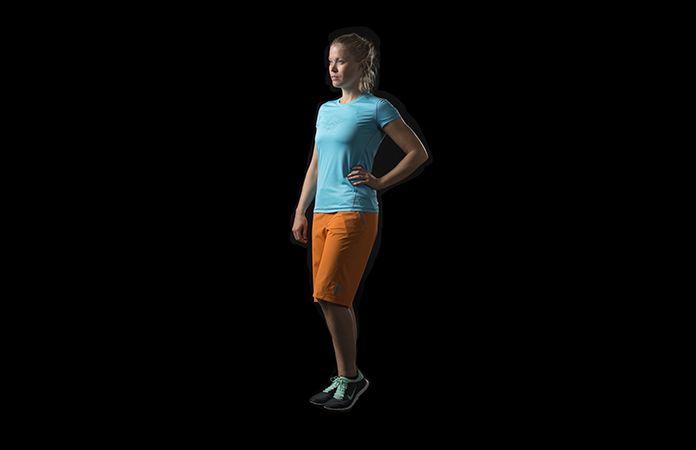 Norrøna /29 tech t-skjorte til dame