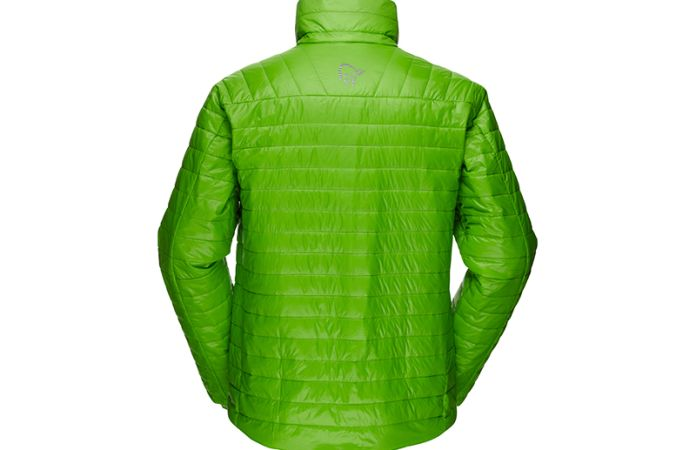 Norrona falketind primaloft jacket in falketind for men
