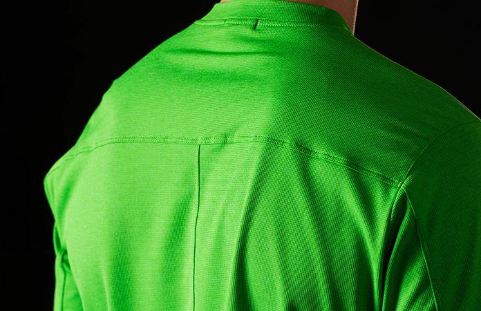norrøna fjørå herre lett teknisk t-skjorte for sykling