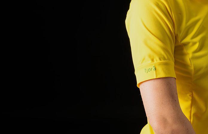 norrøna fjørå t-shirt for women