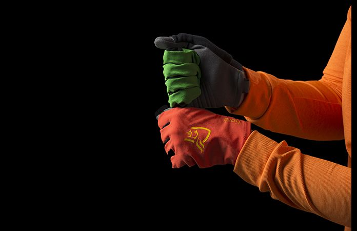 Norrona fjora bike gloves