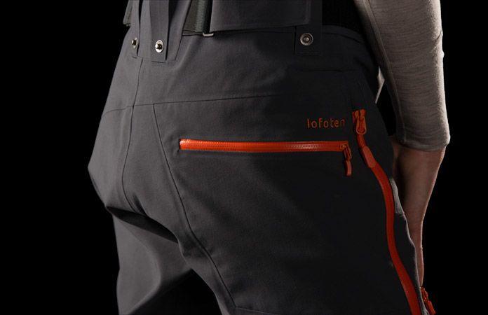 Best skiing pants - Norrona Lofoten Gore-Tex pro Pants