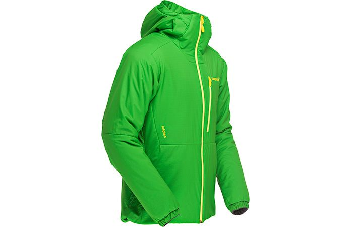 Men's Norrona Alpha ski jacket green