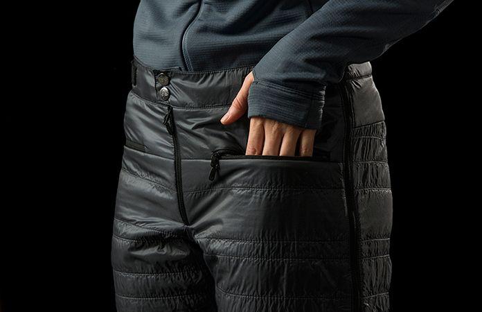 Norrøna lyngen alpha100 3/4 Pants Norrøna alpha pants