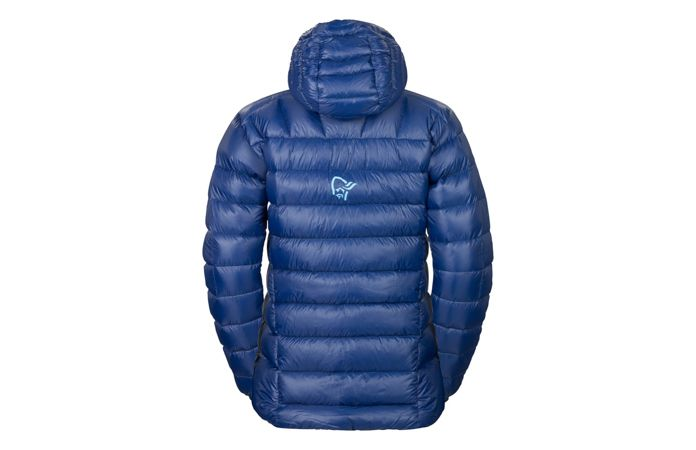 Norrøna lyngen lightweight down750 jacket for women