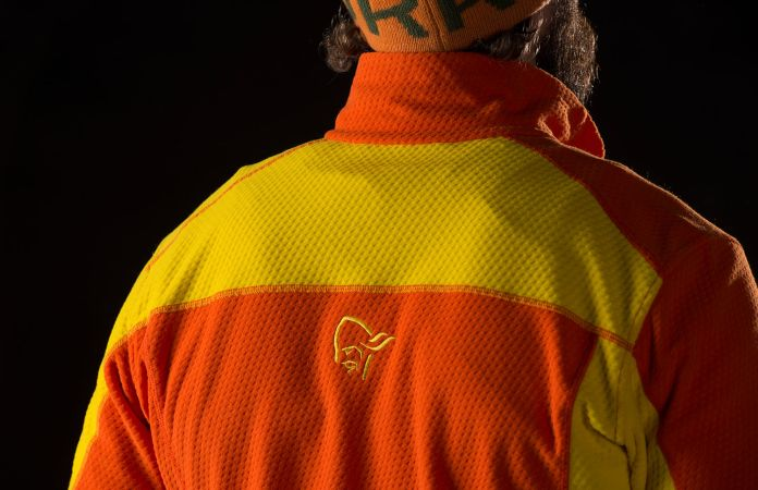 Lofoten warm1 jacket men - Norrona fleece