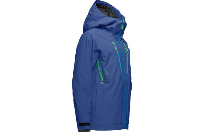 Lofoten kids jacket primaloft by Norrona
