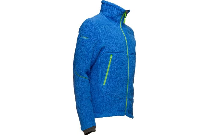 Fleece jacket kids - trollveggen warm2 by Norrona