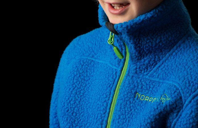 norrona trollveggen warm2 jacket junior video