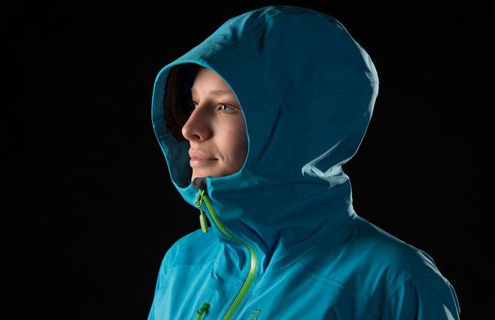 Norrona lyngen driflex3 jacket for ski touring