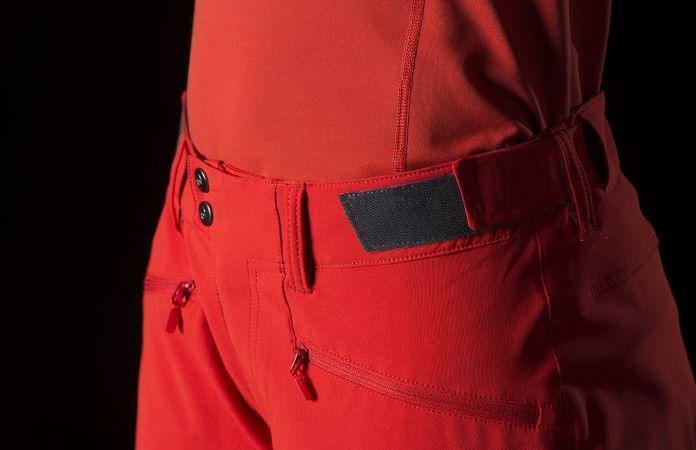 Norrona falketind softshell pants for women trekking hiking climbing